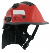Quadsafe Supreme Red ATV Helmet Quad Bike Use